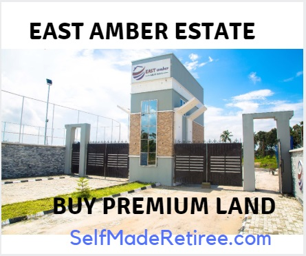 Land For Sale East Amber Estate Abijo GRA Lekki Lagos
