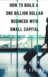 One billion dollar business ebook