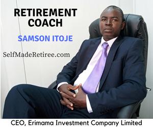 Samson Itoje Retirement Planning Coach Nigeria