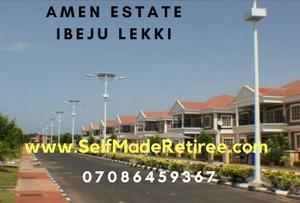 Amen Estate Lagos