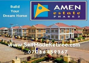 Amen Estate Phase 2 Ibeju Lekki Lagos Nigeria
